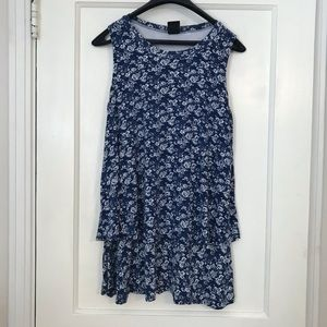 Agnes & Dora Floral Tiered Tunic